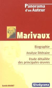 Marivaux : biographie, analyse littéraire, étude détaillée des principales oeuvres