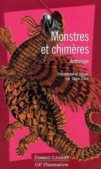 Monstres et chimères : anthologie