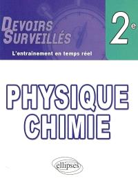 Physique chimie, seconde