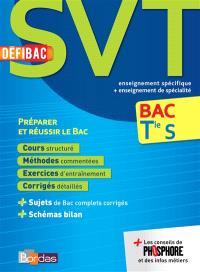 SVT, terminale S