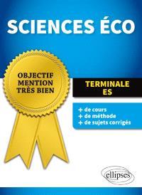 Sciences éco : terminale ES