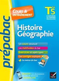 Histoire géographie, terminale S : cours & entraînement