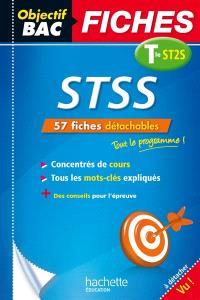 STSS : terminale ST2S : 57 fiches détachables