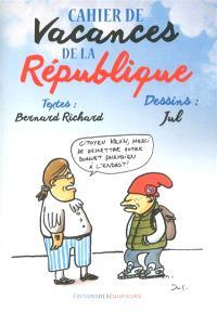 Cahier de vacances de la République