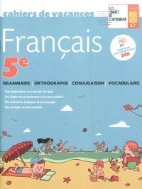 Français, 5e