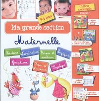 Ma grande section maternelle : 5-6 ans