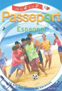 Espagnol, de la 4e à la 3e