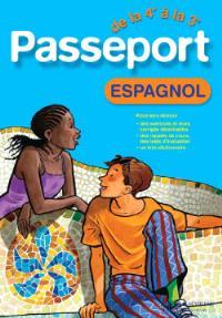Passeport espagnol de la 4e à la 3e