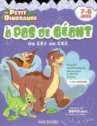 A pas de géant : du CE1 au CE2, 7-8 ans