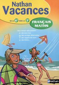 Français-Maths, de la 6e vers la 5e