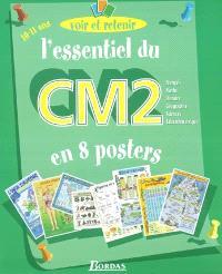 L'essentiel du CM2 en 8 posters