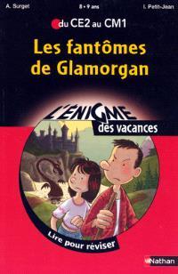 Les fantômes de Glamorgan : lire pour réviser du CE2 au CM1, 8-9 ans