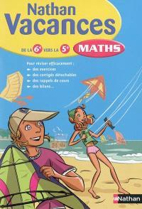 Maths de la 6e vers la 5e