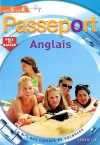 Passeport anglais, de la 5e à la 4e