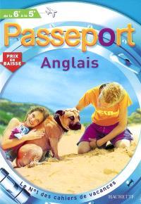 Passeport anglais, de la 6e à la 5e