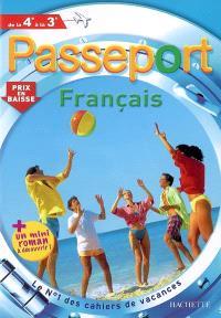 Passeport français, de la 4e à la 3e