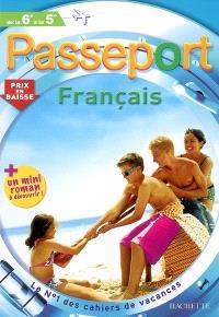 Passeport français, de la 6e à la 5e