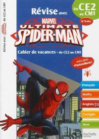 Révise avec Spider-Man : cahier de vacances du CE2 au CM1, 8-9 ans