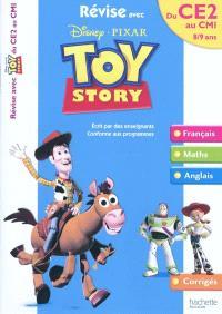Révise avec Toy story du CE2 au CM1, 8-9 ans