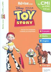 Révise avec Toy story du CM1 au CM2, 9-10 ans
