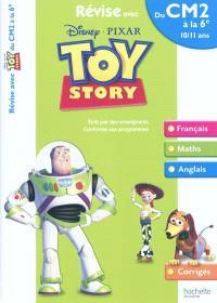 Révise avec Toy story du CM2 à la 6e, 10-11 ans