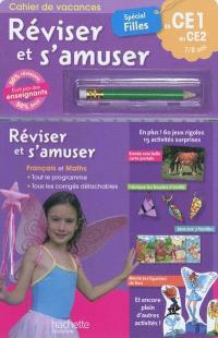Réviser et s'amuser, du CE1 au CE2, 7-8 ans : spécial filles