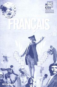 Français, bac pro 3 ans : première et terminale professionnelles : guide pédagogique