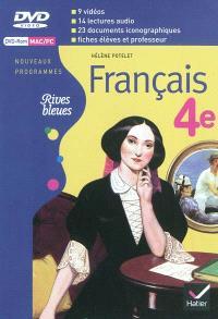 Français 4e : DVD-Rom