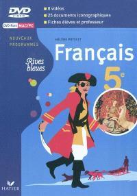 Français 5e : DVD-ROM vidéo