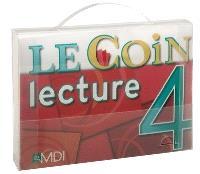 Le coin lecture  : coffret 4 : CM1 (9-10 ans)