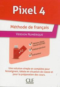Pixel 4 : méthode de français : version numérique