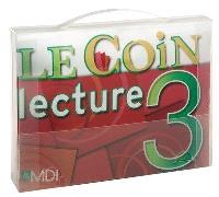 Le coin lecture : coffret 3 : CE2 (8-9 ans)