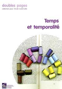Temps et temporalité