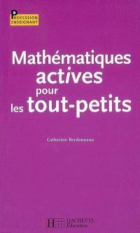 Mathématiques actives pour les tout-petits