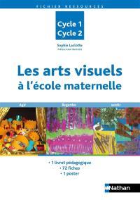 Les arts visuels à l'école maternelle : cycle 1, cycle 2