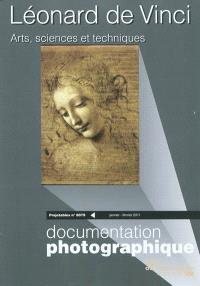 Documentation photographique (La). n° 8079, Léonard de Vinci : arts, sciences et techniques : projetables