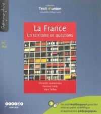 La France : un territoire en questions