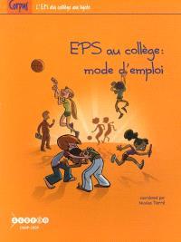 EPS au collège : mode d'emploi
