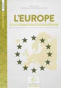 L'Europe et la Communauté européenne