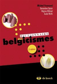 Dictionnaire des belgicismes