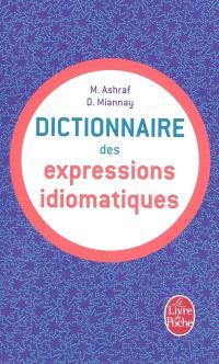 Dictionnaire des expressions idiomatiques françaises