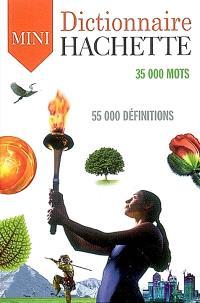 Dictionnaire Hachette de la langue française mini