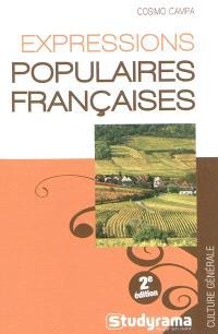 Expressions populaires françaises