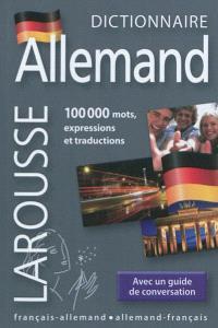 Mini-dictionnaire allemand : français-allemand, allemand-français = Miniwörterbuch deutsch : französisch-deutsch, deutsch-französisch