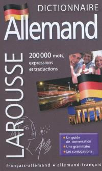 Allemand : français-allemand, allemand-français : dictionnaire de poche