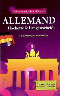 Dictionnaire allemand : français-allemand, allemand-français