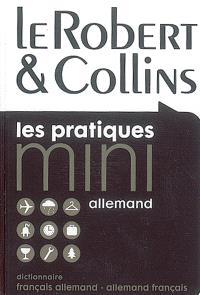 Le Robert et Collins allemand : dictionnaire français-allemand, allemand-français