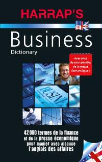 Harrap's business : dictionary English-French = Harrap's business : dictionnaire français-anglais