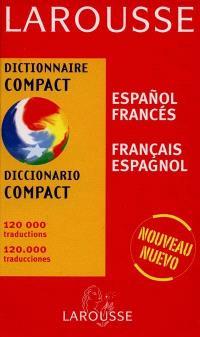Dictionnaire compact français-espagnol, espagnol-français