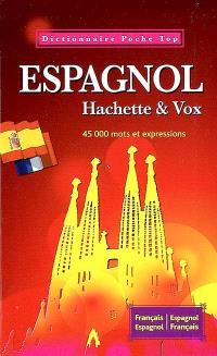Dictionnaire de poche : français-espagnol, espagnol-français